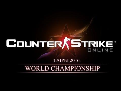 Taipei 2016 Counter-Strike Online World Championship