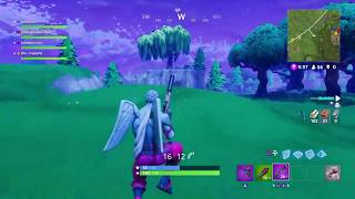 FORTNITE FIRST TO GET ANGEL SKIN!!!!!!!!!