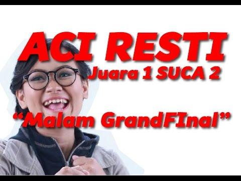 ECI RESTI JUARA 1 SUCA 2 - PENAMPILAN MALAM GRAND FINAL SUCA 2 - 2016 Video (Full)