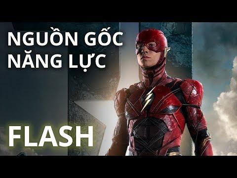 The Flash - NGUỒN GỐC & SỨC MẠNH thumbnail