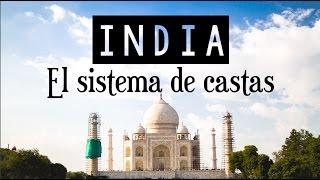 El sistema de castas - India