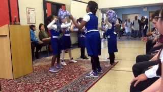 HFS Cheerleaders