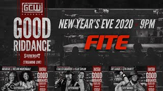 GCW's Good Riddance Pre-Show (Presented by Hybrid Wrestling)
