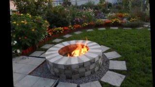 видео Дизайн садового участка своими руками — красиво и современно