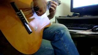 Tây vương nữ quốc ( guitar solo)