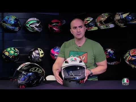 hqdefault - Conheça o capacete AGV Blade