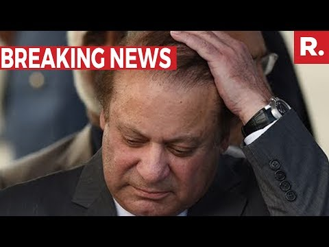 Pakistan PM Nawaz Sharif Disqualified In Corruption Case