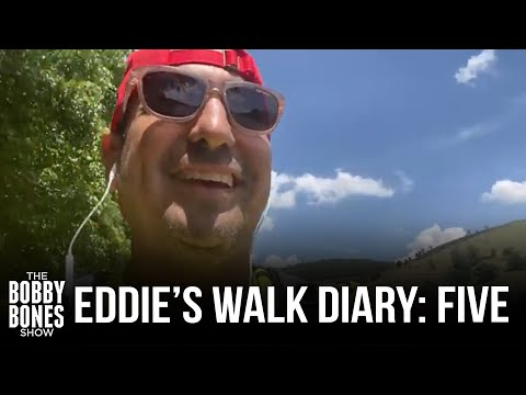 Eddie's Walk From West Virginia To Tennessee Diary: Five