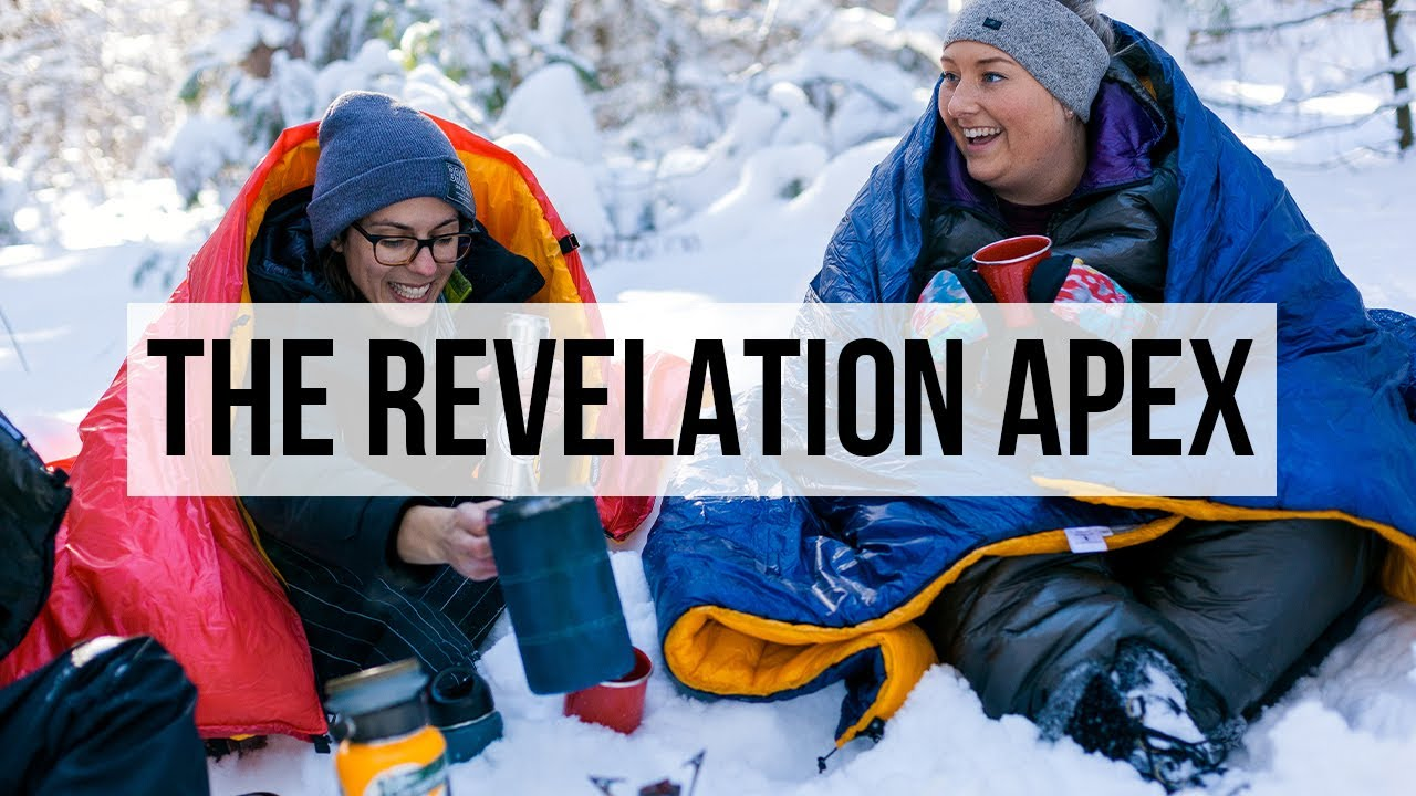 The Revelation APEX. Enlightened Equipment 6ba5ea77d689