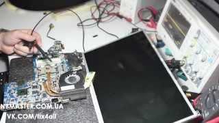 ★ Нет изображения на экране - диагностика и ремонт ноутбука HP. Часть 1. How to repair laptop(, 2015-11-10T12:47:53.000Z)