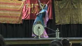 solo  punjabi folk dance