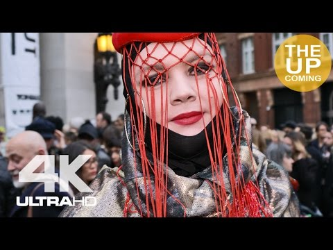 London Fashion Week: Daniel Lismore, Hatty Keane and Heavy D ...