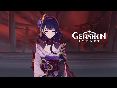 "Character Teaser - ""Raiden Shogun: Nightmare"" | Genshin Impact"