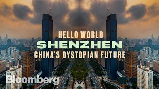 Inside China's High-Tech Dystopia