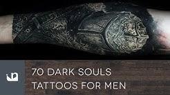 70 Dark Souls Tattoos For Men