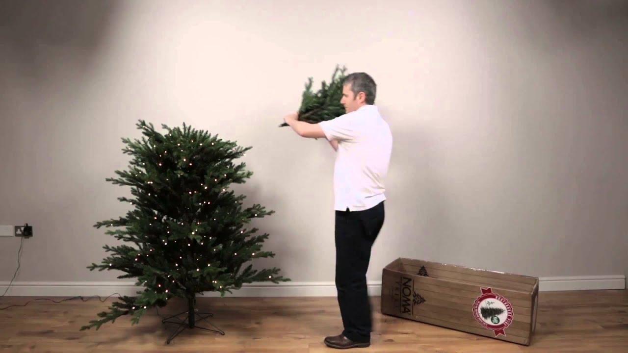 Noma Pre Lit Christmas Trees