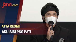 Alasan Atta Halilintar Mengganti Nama PSG Pati Menjadi AHHA PS Pati - JPNN.com