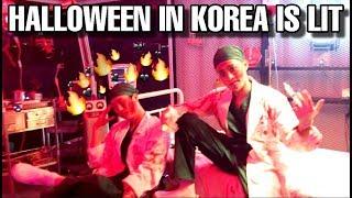 Baixar How Do Koreans Celebrate Halloween in KOREA?!?