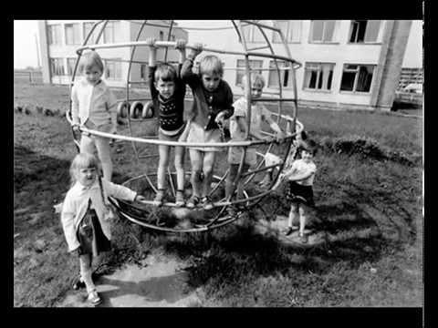 Vaikystės kiemas