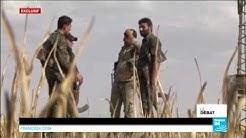 SYRIE - IRAK  : Sur le Front kurde -  #DebatF24 (partie 1)