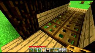► Minecraft: 1.0.0 Trap Doors & Base Defense