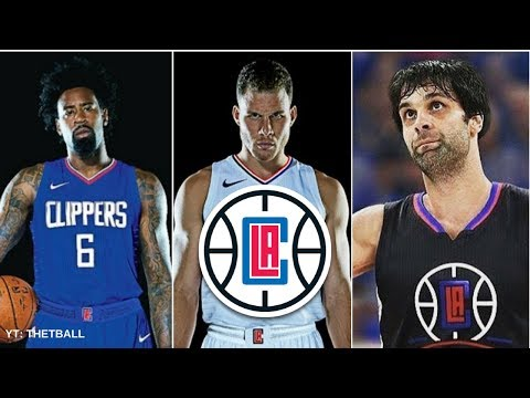 Previewing the Los Angeles Clippers 2017-18 NBA Season // Predictions - Milos Teodosic REPLACES CP3!