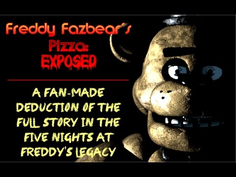 My theory on the full story behind five nights at freddy s youtube