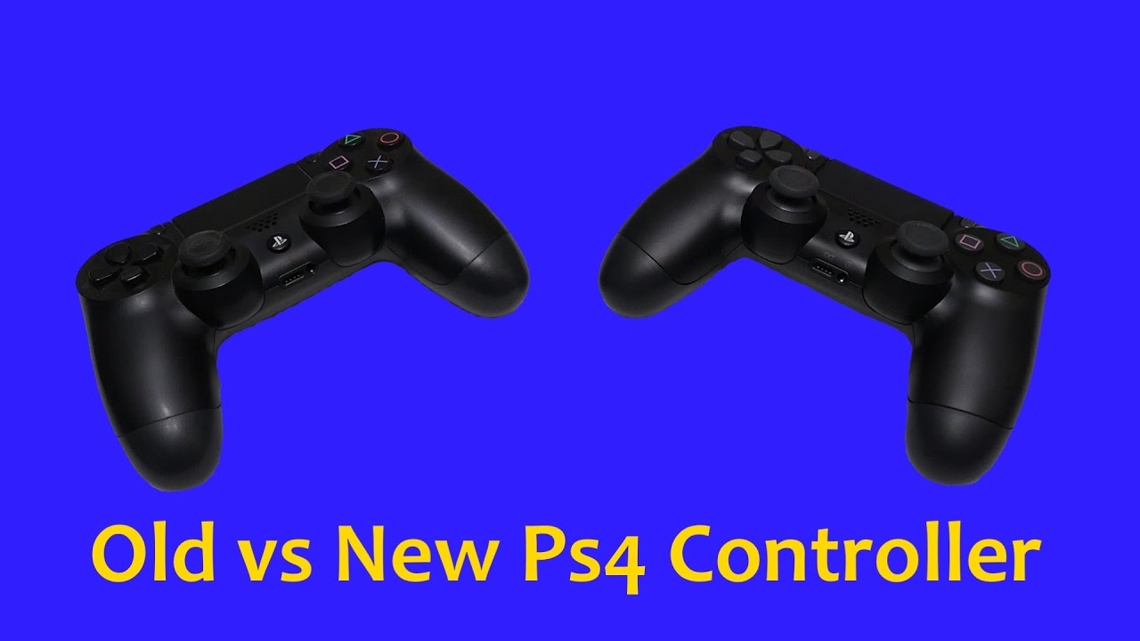 how to connect new ps4 controller