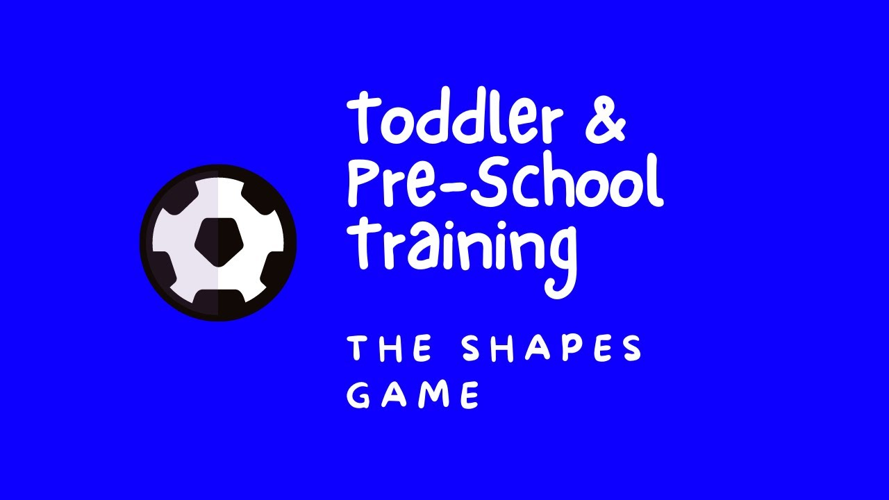 Nursery & Pre-School Football