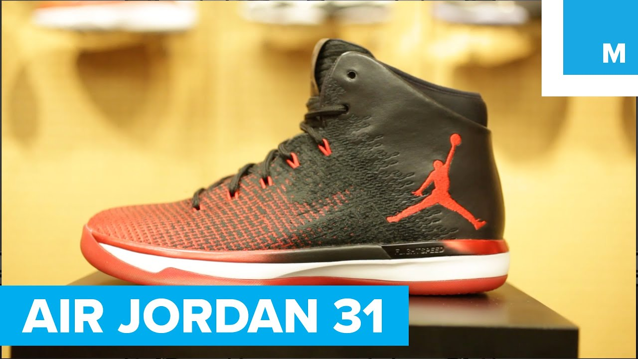4ad3b1699d1ab7 Air Jordan 31  Style and Tech