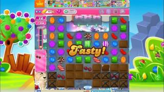 Candy Crush Saga Level 1410 (No Boosters)