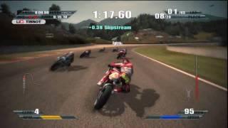 MotoGP 09/10 Demo Gameplay