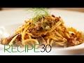 Pasta Con Sarde - Sicilian sardine pasta By RECIPE30.com
