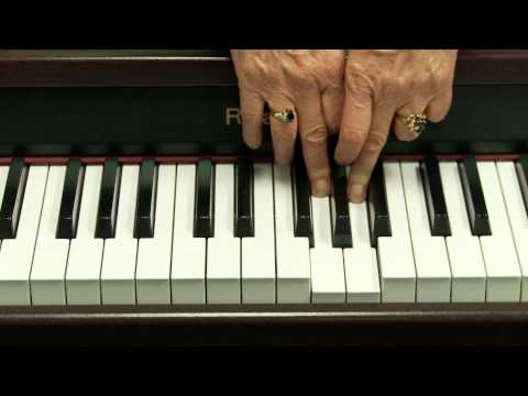 Learn all the keys on the piano in 5 minutes with Cercone Music Mastery