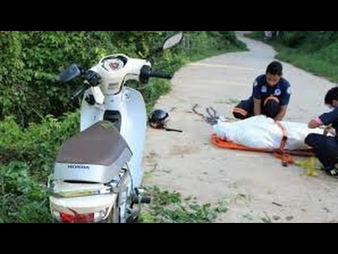Motorcycle Accidents in Thailand