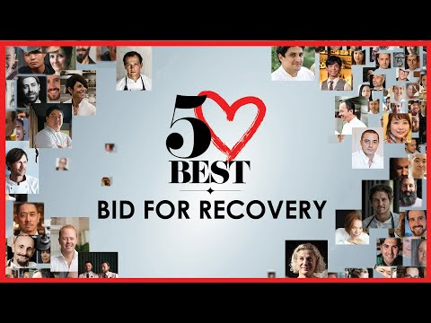 What is the 50 Best Bid for Recovery Auction?