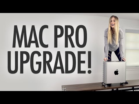Maxing Out The Mac Pro! 1.5 TB RAM And WHEELS!