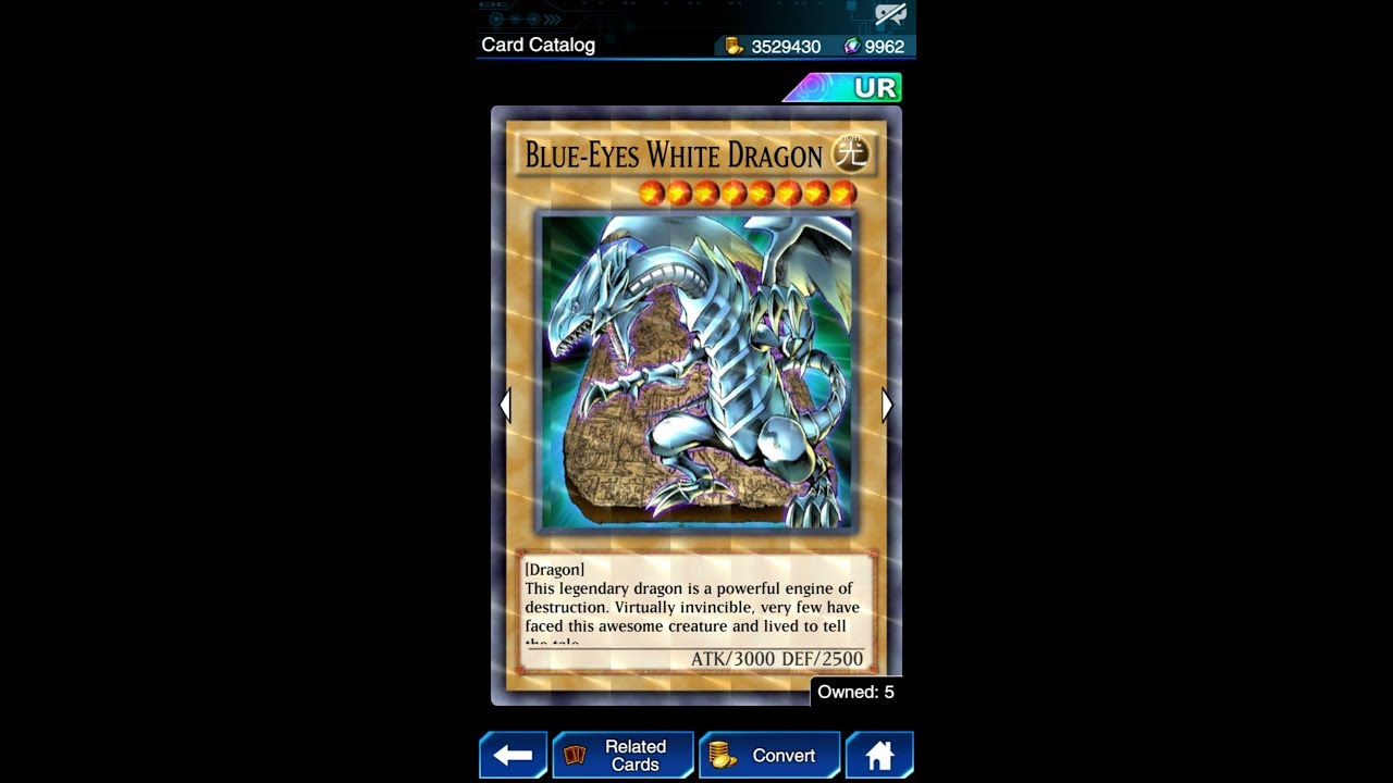 1186fc7dfc31 Yugioh Duel Links - Another Option to Farm Zane   Its Blue Eyes Deck ...