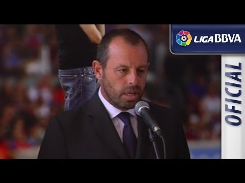 Rosell's declarations about Tito Vilanova's death