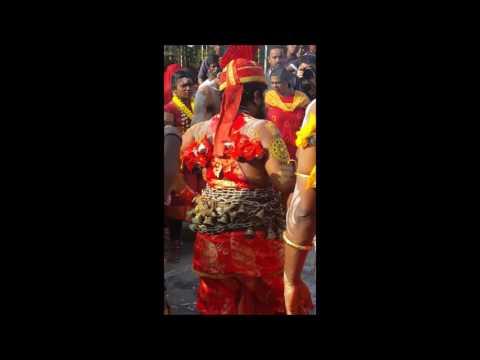 Thaipusam - Hindu Festival 2017 at Batu Caves, Kuala Lumpur, Malaysia