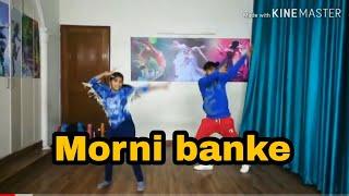 Morni banke | badhai ho | aayushman khurana | dance choreography by vikram