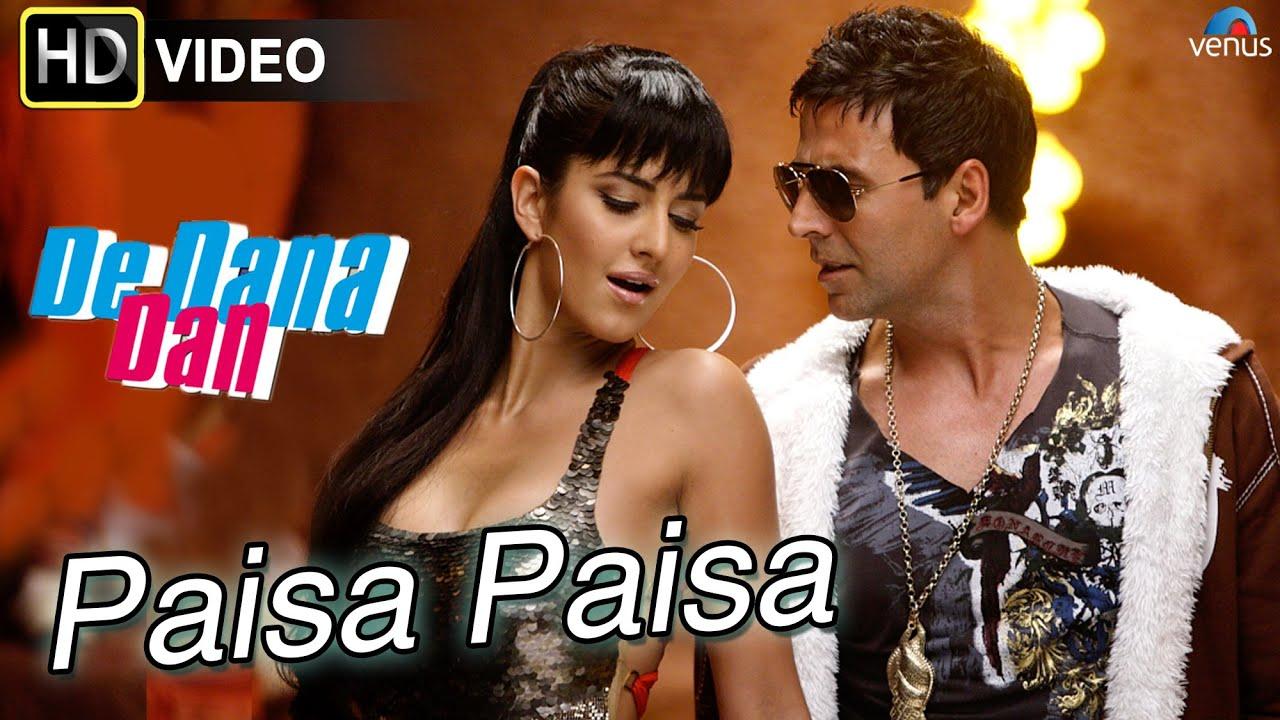 De Dana Dan Song Paisa Paisa (HD) Full ...