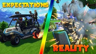 Fortnite Season 5: EXPECTATIONS vs REALITY