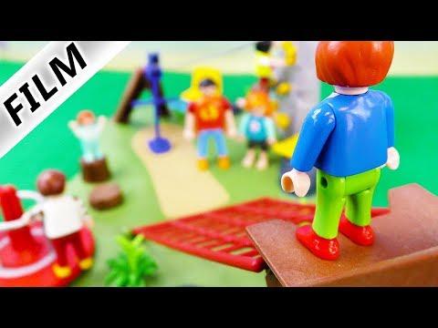 Playmobil Film deutsch IST JULIAN FEIGE?Waghalsiger Sprung um cool zu sein |Kinderfilm Familie Vogel