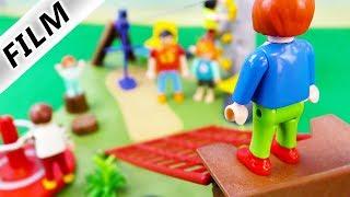 Playmobil Film deutsch IST JULIAN FEIGE?Waghalsiger Sprung um cool zu sein  Kinderfilm Familie Vogel