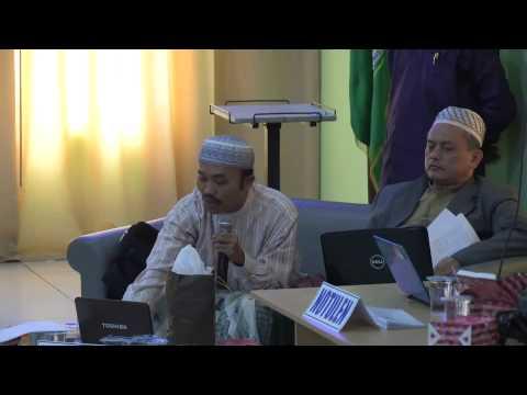 Debat Ilmiah Asatidzah Hang FM Batam Dgn ASWAJA