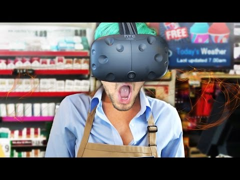 I NEED MY MANAGER | Job Simulator #2 (HTC Vive Virtual Reali