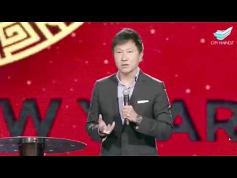 Rev Dr Kong Hee : Righteousness of God in Christ