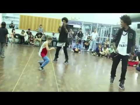 MAS Presents Les Twins Australian Workshop Tour 2013: SYDNEY