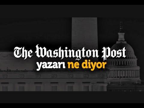 Ahmet KEKEÇ   Washington Post yazarı ne diyor